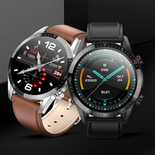 2020 nowy inteligentny zegarek Microwear L13 Bluetooth IP68 wodoodporny ekg + PPG wiele trybów sportowych ekran ekg 1 3 IPS VS L11 SmartWatch tanie tanio OLOEY Funkcja obliczania kalorii Smart Watch ABC9 Passometer Fitness Tracker Answer Call
