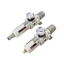 送料無料AW3000 03空気油水セパレーターフィルターG3/8 エアレギュレータコントローラ空気圧レギュレータコンプレッサーフィルター