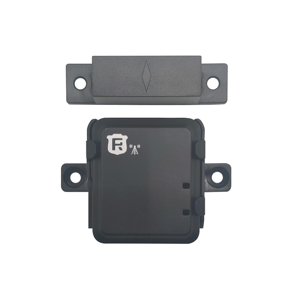 Умная дверная сигнализация, GSM-трекер, Домашняя безопасность, устройство слежения в реальном времени LBS, голосовой монитор, вибрирующее опов...