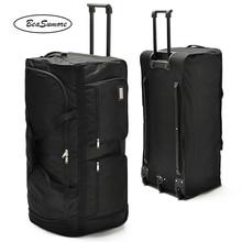 BeaSumore 32/40 inch Large Capacity Travel Bag Men Multifunc