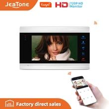 Jeatone 7inch Tuya IP Door Intercom Wifi Video Door