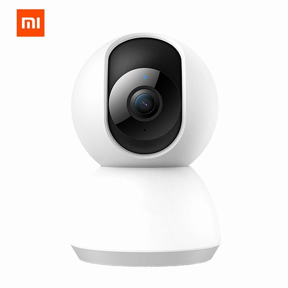 Caméra intelligente d'origine Xiaomi Mijia 1080P caméra IP caméra Webcam 360 Angle WIFI Vision nocturne sans fil ia détection de mouvement améliorée