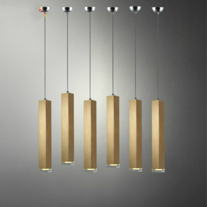 Super Sale #5d2815 Gold Pendant Light Modern Simple