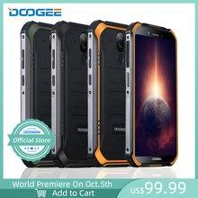 DOOGEE S40 Pro Android 10 Rugged Mobile Phone IP68/IP69K 4GB RAM 64GB ROM Waterproof Smartphones Helio A25 Octa-core Cell phones