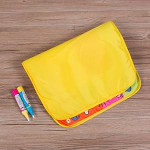 29X19cm 4 color Mini Water Drawing Mat Magic Pen/Water Drawing board/baby play mat
