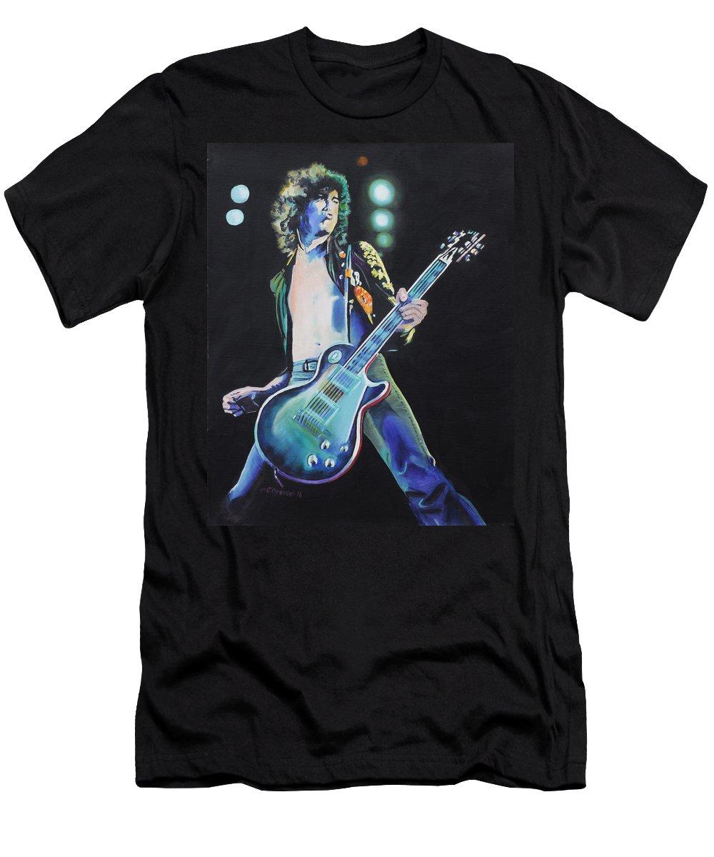 Jimmy Page Men'S T-Shirt