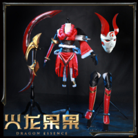 LOL Scorn of the Moon Diana Uniforms Cosplay Costume Highly Quality Cos Free Shipping
