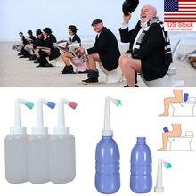 450 мл/400 мл опрыскиватель, персональный очиститель, ручное сиденье, туалет, биде, снасти, гигиена, мытье, путешествия, EVA, портативная бутылка