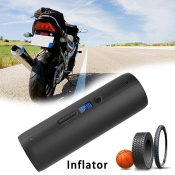 Automatic Multi-function Inflator Electric Hand held Pump for Cars Balls inflating