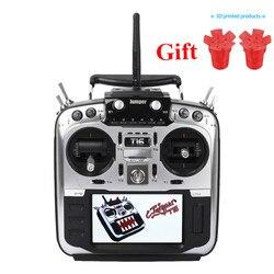 Jumper T16 pro T16 Plus Hall Gimbal с открытым исходным кодом мультипротокол радиопередатчик JP4-in-1 радиочастотный модуль 2,4G 16CH пульт дистанционного управл...