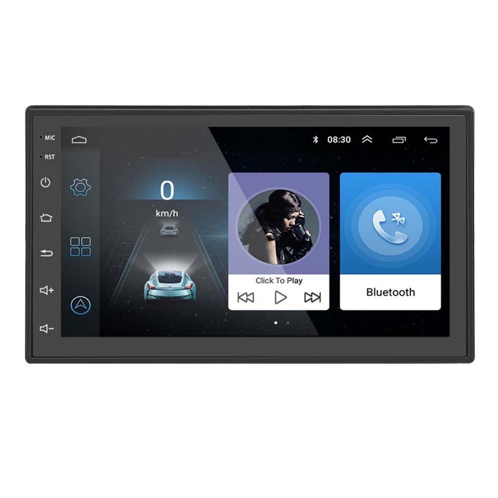 Multifunction Android 8.1 Car Radio GPS Navigation Bluetooth Player