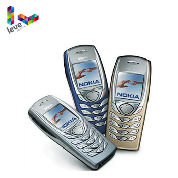 Unlocked Nokia 6100 Phone GSM 900/1800 Used and Refurbished Support Multi-Language Cell Phone Free Shipping