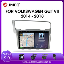 Car-Radio Split-Screen Multimidia VW Android 9.0 Volkswagen Golf Navigaion for DSP Jmcq T9