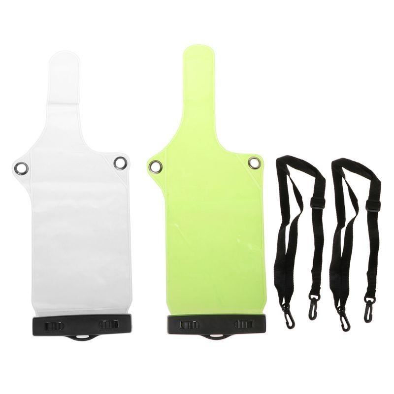 Portable Radio Waterproof Case Bag For Baofeng Walkie Talkie UV5R UV82 BF888S