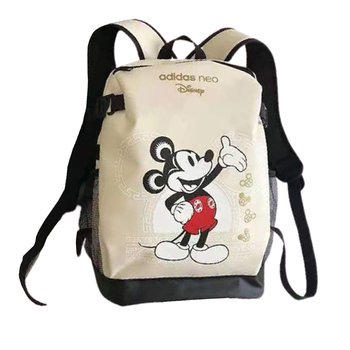 Disney Fashion Casual classic Man woman Cartoon New Mickey Mouse Backpack Student School Bag Leisure Computer Outdoor Travel