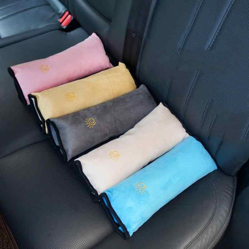 Baby Kind Auto Sicherheit Sitz Gürtel Kissen Schulter Neck Pads Abdeckung Weichen Kopfstütze Sicherheitsgurt Kissen Kissen Strap Pad Schutz