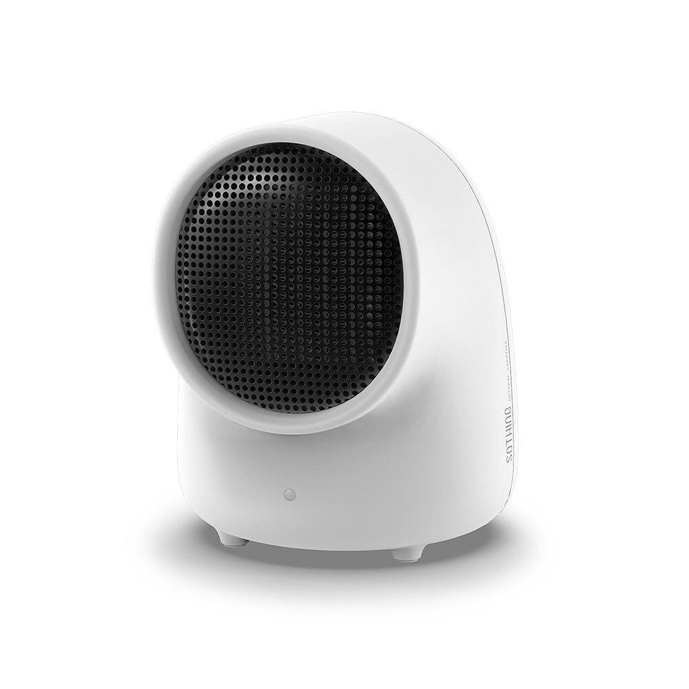 YOUPIN Mini Warmbaby Ventilador Aquecedor Desktop Máquina Mais Quente para o Inverno Quente Aquecedor Eletrônico Portátil Pequeno Bonito Home Office