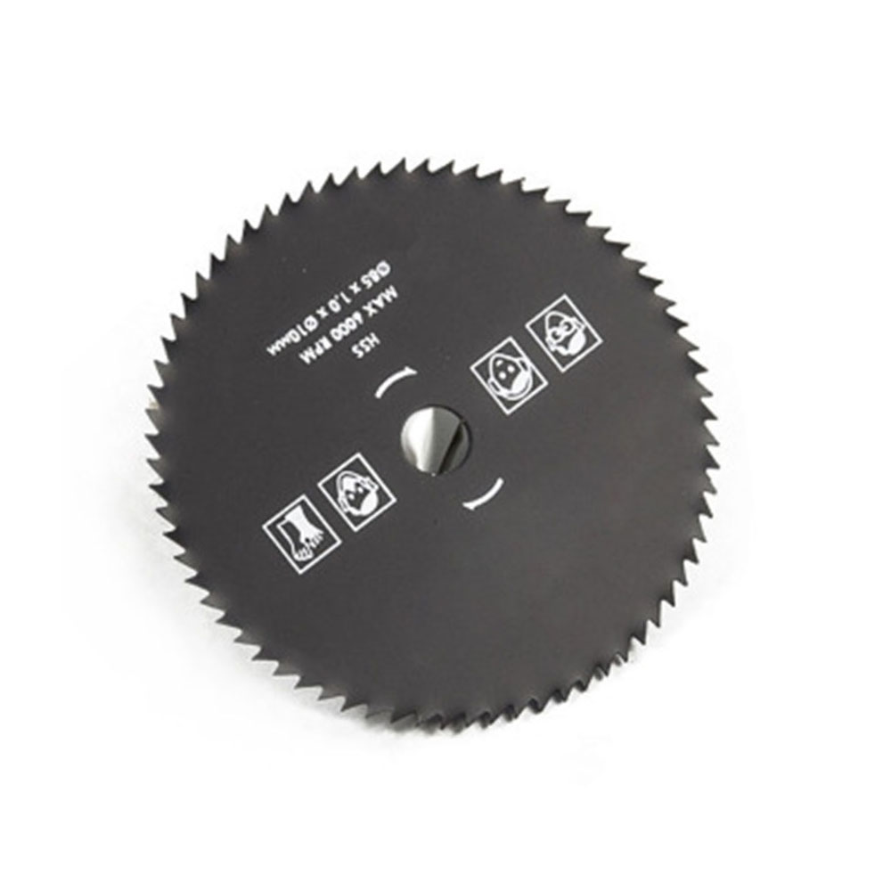 1pc Diameter 85mm 72T HSS Circular Saw Blade Bore 10mm Nitride Coated Wood Saw Blade Cutting