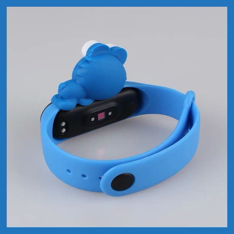 bracelet for miband 4 strap replacement silicone xiaomi mi 4 band straps xiaomi 3 strap for xiaomi miband 3/4 band accessories 4