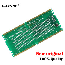 Laptop Motherboard Memory Slot DDR2 / DDR3 /DDR4 Diagnostic Analyzer Test Card SDRAM SO-DIMM Pin Out Notebook LED tester card B