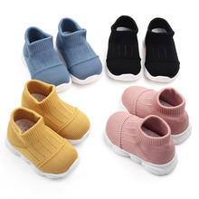 2019 autumn and winter infant toddler shoes baby girl