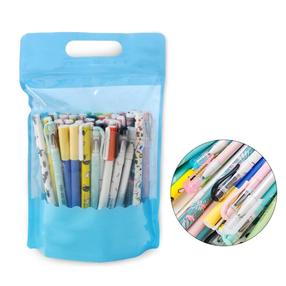 20 Pcs Erasable Pen Gel Pen Primary School Student Magic Pen High Quality Cost-effective Pen For Student