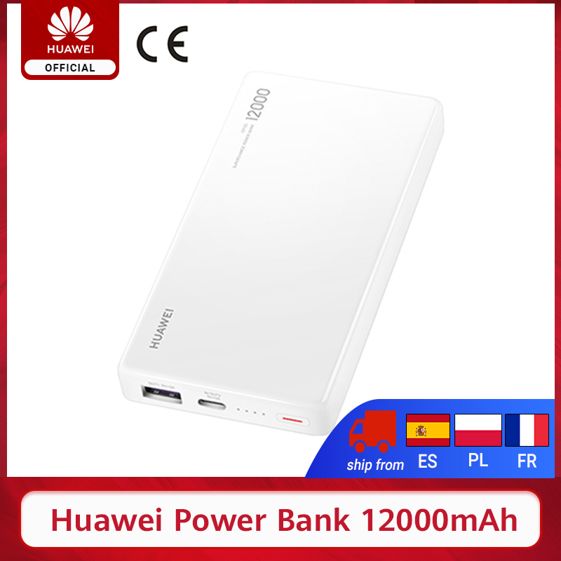 12000mAh HUAWEI 12000 40W SuperCharge <font><b>Power</b></font> <font><b>Bank</b></font> For Huawei P30/ P30 pro/mate 30 pro Honor Magic 2 <font><b>xiaomi</b></font> USB Type-C image