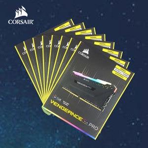 CORSAIR RGB PRO ddr4 pc4 ram 32GB 3000MHz RGB PRO DIMM Desktop Memory motherboard 8g 16G 32G 3000Mhz 3200mhz 3600mhz