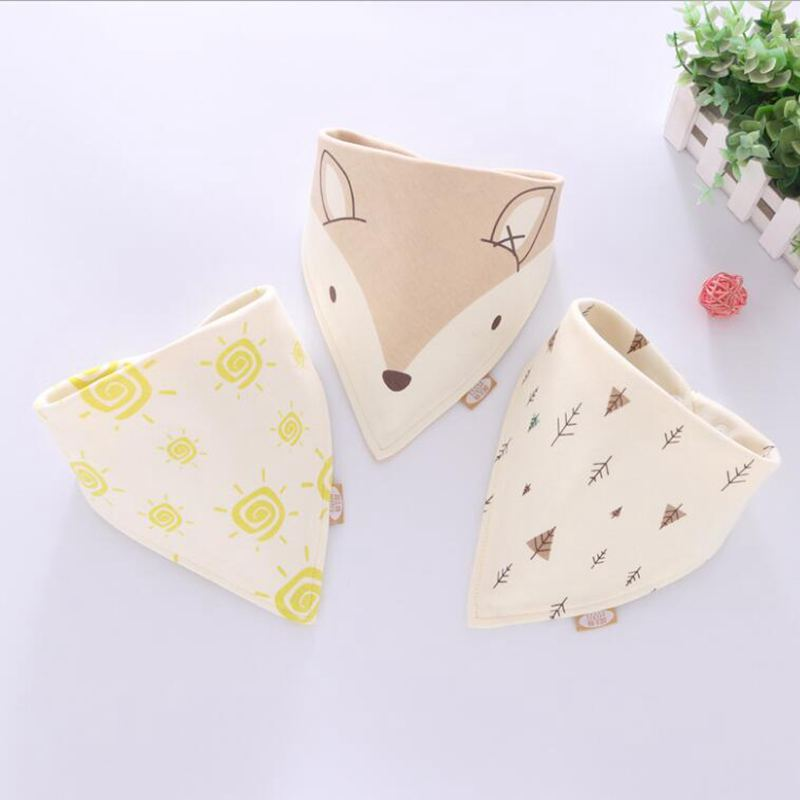 Dog Scarf Bandana Cotton Plaid Washable Cute Bear Sun Leaf Pattern Dog Scarf Bow Tie Cat Dog Accessories Beauty Products