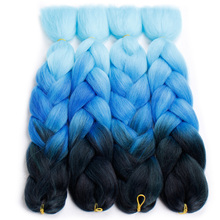 Synthetic Crochet Braids Hair Extensions