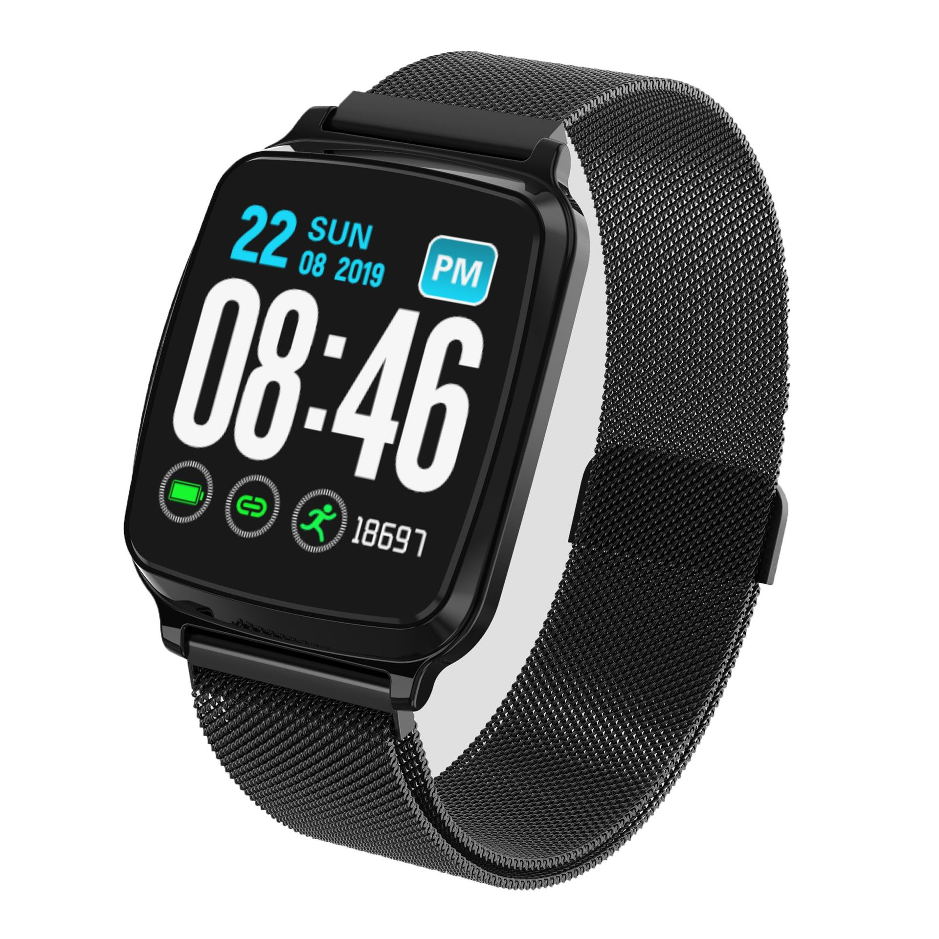 <font><b>Smart</b></font> bracelet with heart rate monitor ECG blood pressure monitoring IP68 waterproof fitness tracker Wrisatband <font><b>M8</b></font> <font><b>smart</b></font> <font><b>watch</b></font> image
