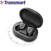 Original Tronsmart Onyx Neo APTX Bluetooth Earphone TWS Wireless Earbuds with Qualcomm Chip, Volume Control, 24H Playtime 2019