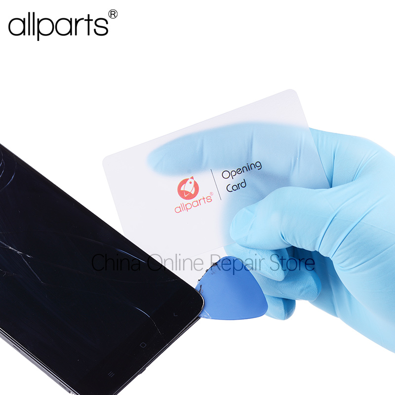 Original Plastic Opening Card For LCD Display Screen Seperat Open Tear Down Parts Repair Tool