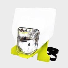 Motorrad Scheinwerfer Kopf Licht Lampe für FE250 FC250 TC250