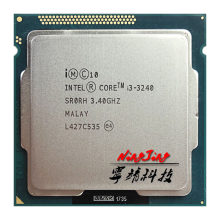 Intel core i3-3240 i3 3240 3.4 ghz processador central de núcleo duplo 3 m 55 w lga 1155(China)