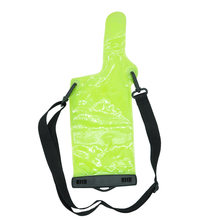 FFYY-Portable Radio Waterproof Case Interphone Waterproof Bag for Baofeng Walkie-Talkie UV5R UV82 BF 888S UVB6(China)