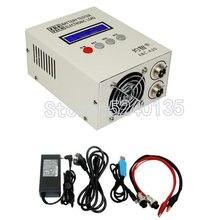Testador de bateria EBC-A20 30v 20a 85w, baterias de lítio chumbo-ácido, teste de capacidade, carga 5a, suporte de descarga 20a controle do software do pc