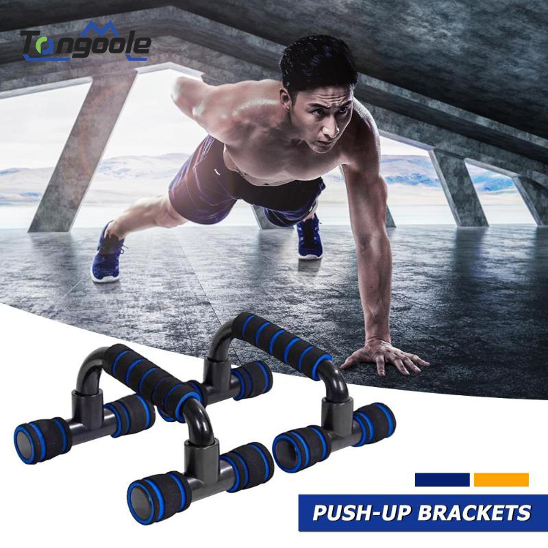 Tangoole 1Pair Push Ups Stands Grip Fitness Equipment Handles Chest Body Buiding Sports Muscular Training Push Up Racks