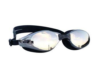 Mężczyźni kobiety galwanizacja gogle pływackie okulary pływackie silikonowe Anti Fog okulary pływackie tanie i dobre opinie NoEnName_Null MULTI 6019 Pływać Z tworzywa sztucznego