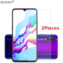 2PCS For Vivo Z5 Glass Tempered Film 9H HD Full Glue Hard Phone Screen Protector Protective for