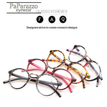 2019 Vintage Retro Round Myopia Eyeglasses Frame Women Prescription Glasses Men Optical Eye Glasses Frame Eyewear Glasses Frame настенный светильник lussole powell lsp 8192 40 вт