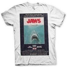 Camiseta de tiburón Lo Squalo Vintage cartel Original Maglia Uomo Ufficiale TEE camisa Unisex
