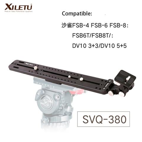 Moldura da Câmera Suporte para Sachtler 3 + 3 5 + 5 Xiletu Lente Telefoto Suporte Fsb-4 – 6 8 Fsb6t t Dv10 Svq-380