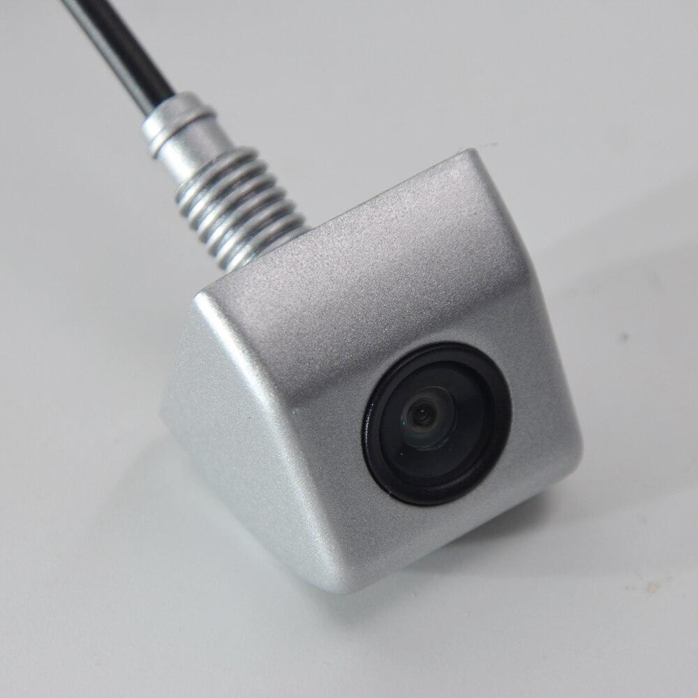 Универсальный авто RCA AV кабель жгут проводов для автомобиля заднего вида камеры парковки 6 м видео удлинитель - Название цвета: HS-Sliver-no6M