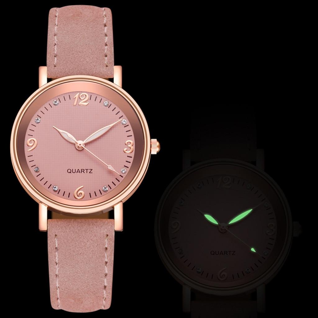 Fashion 2020 Luxury Watches Quartz Watch Stainless Steel Dial Casual Bracele Watch ladies watch Wristwatch Clock Gift Luxury 1