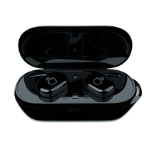 цена на V5.0 TWS Bluetooth Sports Earphone T2C Wireless Headphones Stereo Earbuds 3D Mini In Ear Dual Mic Headphone with Charging Case