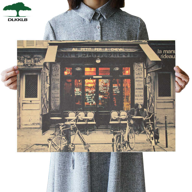 DLKKLB 古い写真レトロポスター世界戦争 II ヴィンテージバーカフェ装飾絵画現実的な芸術家 51.5 × 36 センチメートル壁ステッカー