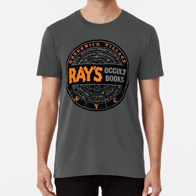 Ghostbusters - Ray livres occultes t-shirt fantôme Busters Film Film Ray cinéma comédie drôle Cool rétro
