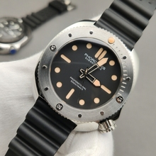 500M Diver Watch Men NH35 Sapphire Crystal Automatic