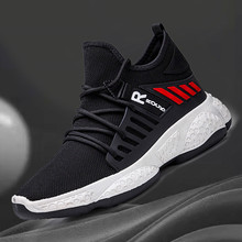 New Men Casual Shoes Fashion Sneakers Men Flat Trend Comfort Shoes Men Breathable Mesh Outdoor Running Shoes Tzapatos De Hombre